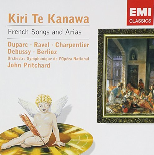 Kiri Te Kanawa French Songs & Arias Pritchard De L'opera National