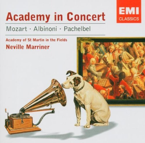 Sir N Academy Of St Marriner Academy In Concert (mozart Alb Import Eu