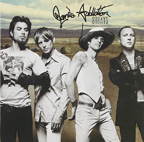 Jane's Addiction Strays Enhanced CD