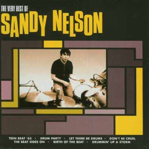 Sandy Nelson Very Best Of Sandy Nelson Import Gbr