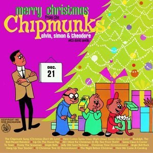 Chipmunks Merry Christmas From The Chipm