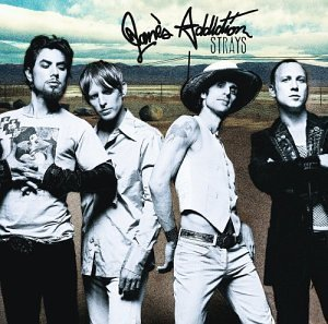 Jane's Addiction Strays Enhanced CD 2 CD Set Lmtd Ed.