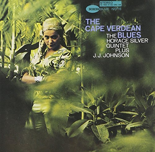 Horace Silver Cape Verdean Blues Remastered Rudy Van Gelder Editions