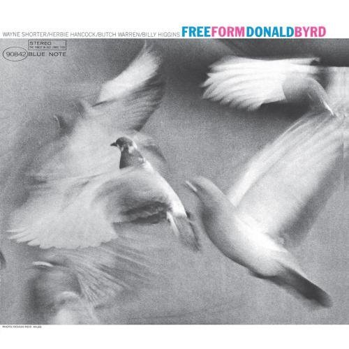 Donald Byrd Free Form Remastered Rudy Van Gelder Editions