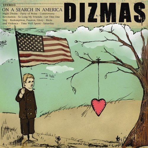 Dizmas On A Search In America Enhanced CD