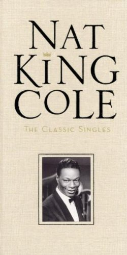 Nat King Cole Classic Singles 4 CD Set
