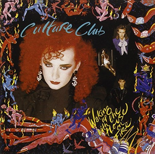 Culture Club Waking Up With The House On Fi Remastered Incl. Bonus Tracks