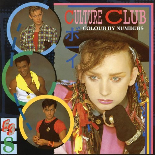 Culture Club Colour By Numbers Remastered Incl. Bonus Tracks