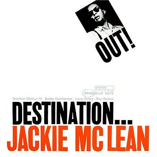 Jackie Mclean Destination Out Remastered Rudy Van Gelder Editions