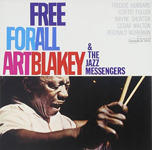 Art Blakey Free For All Remastered Rudy Van Gelder Editions