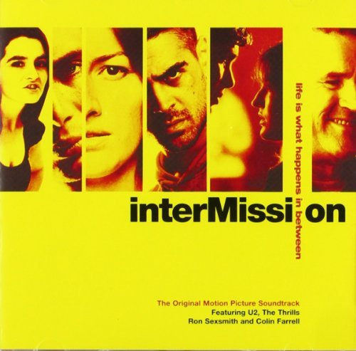 Intermission Soundtrack U2 Thrills Farrell Murphy