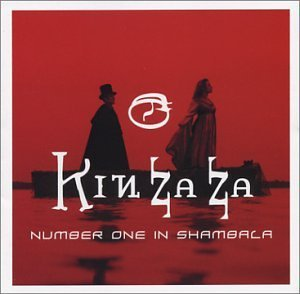Kin Za Za Number One In Shambala Incl. DVD