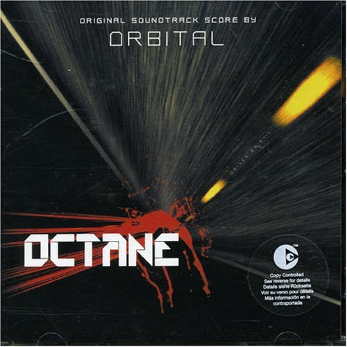 Orbital Octane Soundtrack Import Gbr