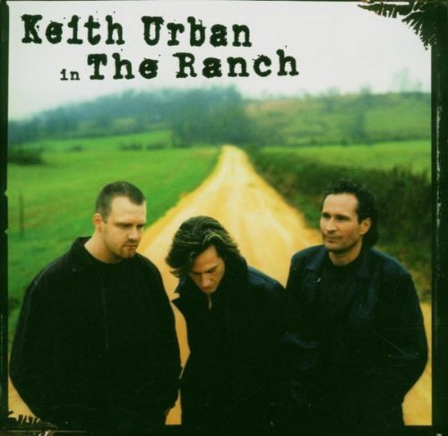 Keith Urban In The Ranch