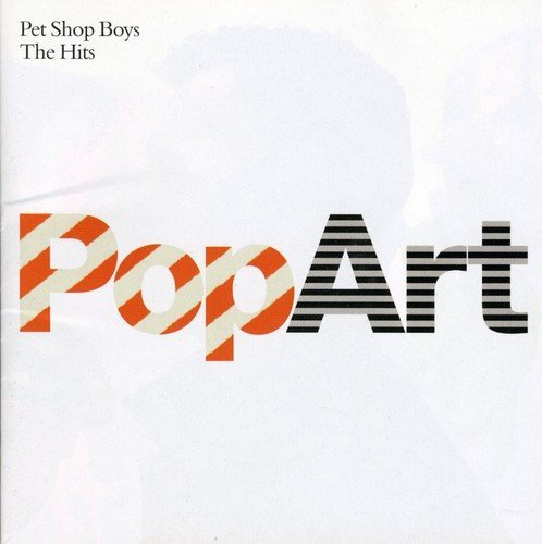 Pet Shop Boys Popart The Hits Import Can