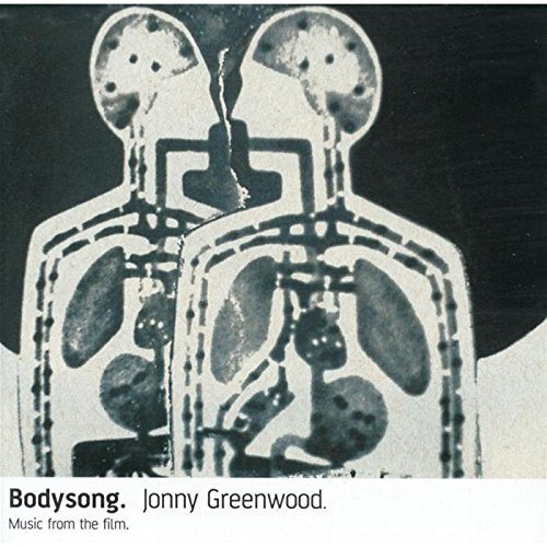 Jonny Greenwood Bodysong Enhanced CD