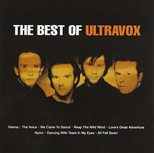Ultravox Best Of Ultravox Import Gbr