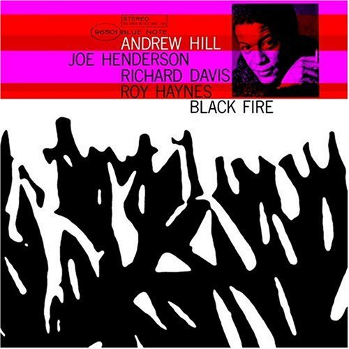 Andrew Hill Black Fire Remastered Incl. Bonus Tracks Rudy Van Gelder Editions