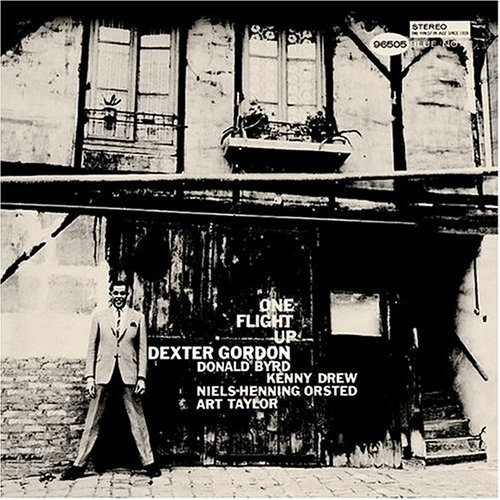 Dexter Gordon One Flight Up Remastered Rudy Van Gelder Editions