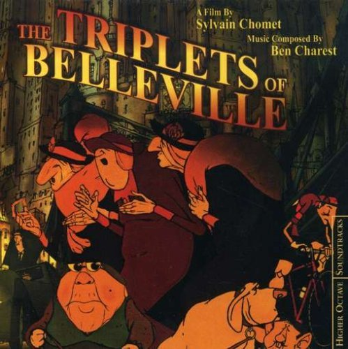 Triplets Of Belleville Soundtrack