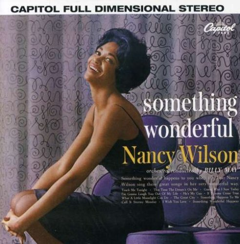 Nancy Wilson Something Wonderful