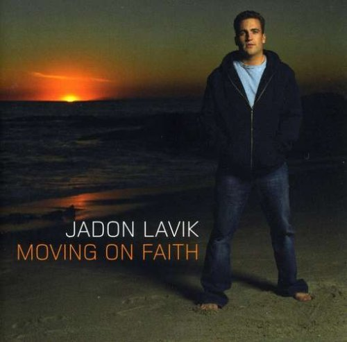 Jadon Lavik Moving On Faith Enhanced CD