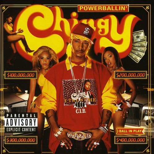 Chingy Powerballin' Import Eu 19 Tracks Incl. 3 Bonus Tracks