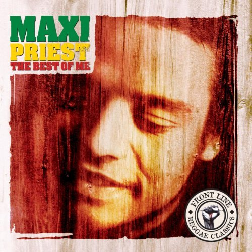 Maxi Priest Best Of Me Import Eu