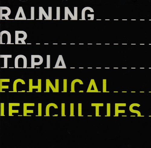 Training For Utopia Technical Difficulties