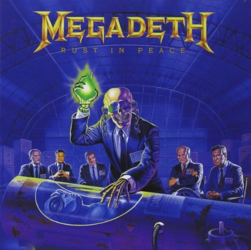 Megadeth Rust In Peace Remastered Incl. Bonus Tracks