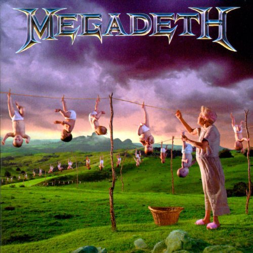 Megadeth Youthanasia Remastered Incl. Bonus Tracks