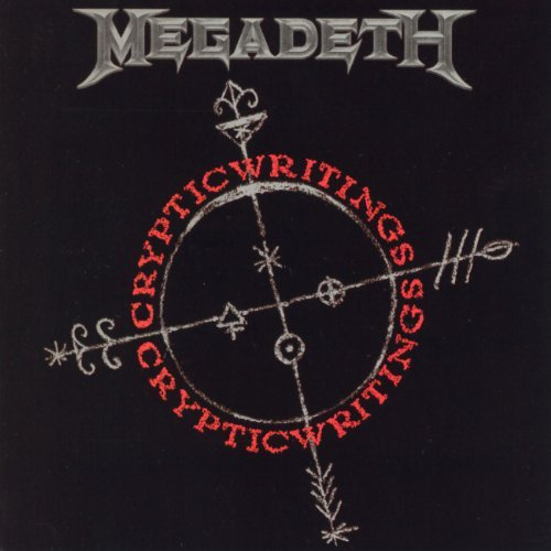 Megadeth Cryptic Writings Remastered Incl. Bonus Tracks