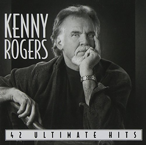 Kenny Rogers 42 Ultimate Hits 2 CD