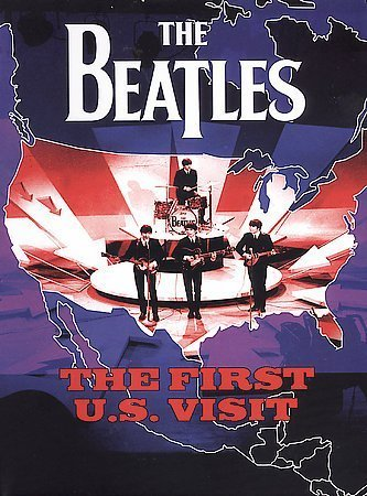 Beatles First U.S. Visit Amaray Box First U.S. Visit