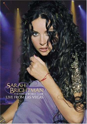 Sarah Brightman Live From Las Vegas 2 DVD