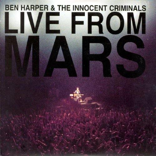 Ben Harper Live From Mars 4 Lp