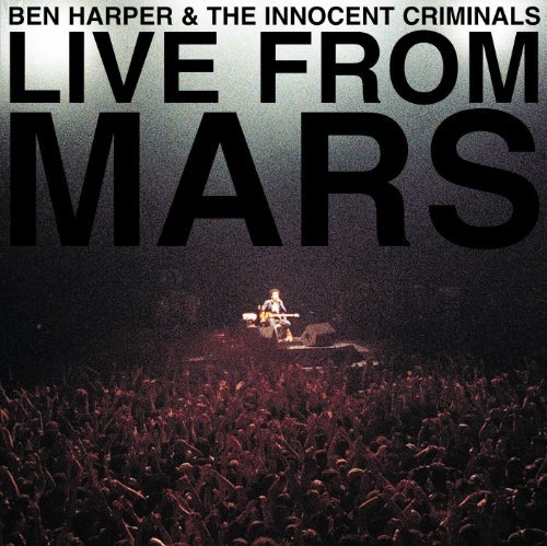 Ben Harper Live From Mars 2 CD