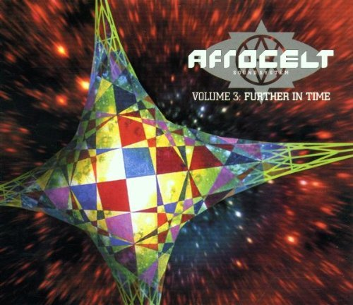 Afro Celt Sound System Vol. 3 Further In Time Enhanced CD Feat. Peter Gabriel