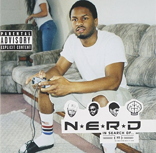 N.E.R.D. In Search Of Explicit Version Enhanced CD
