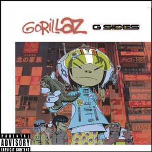 Gorillaz G Sides Explicit Version