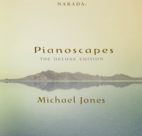 Michael Jones Pianoscapes Deluxe Ed. 2 CD