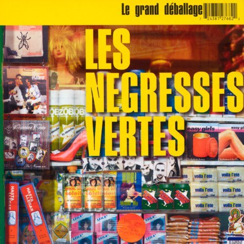 Les Negresses Vertes Les Best Of Import Fra