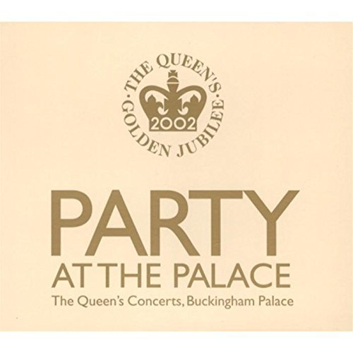 Party At The Palace Party At The Palace Mccartney Clapton Stewart Wilson Adams Queen