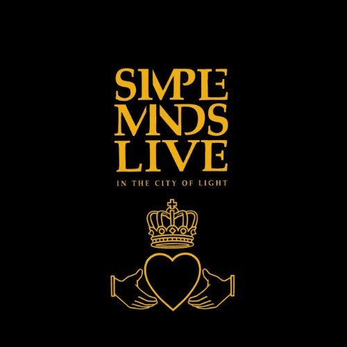 Simple Minds Live In The City Of Light 2 CD Set