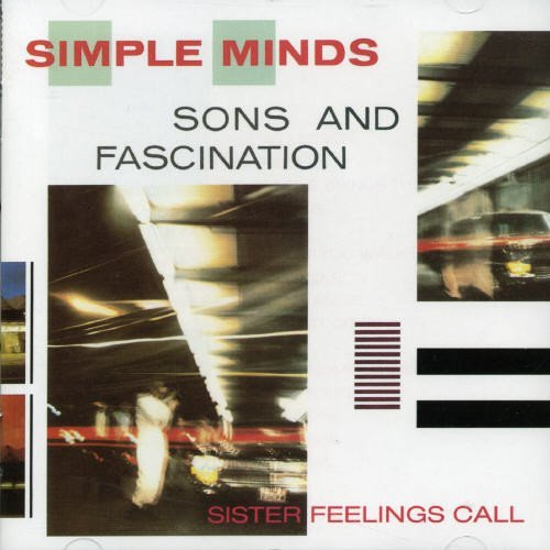 Simple Minds Sons & Fascination Sister Feel 2 On 1