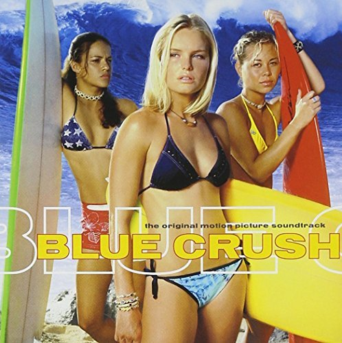 Various Artists Blue Crush Kravitz Nerd Beenie Man Costa Blestination Orton Playgroup