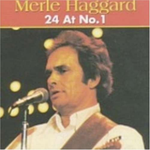 Merle Haggard Twenty Four At Number One Import Aus