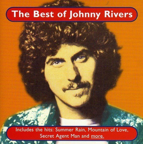 Rivers Johnny Best Of Johnny Rivers Import