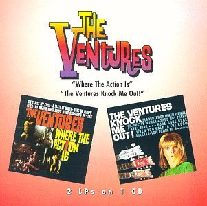 Ventures Where The Action Is Ventures K 2 On 1