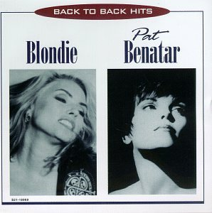 Blondie Benatar Back To Back Hits 2 Artists On 1 Back To Back